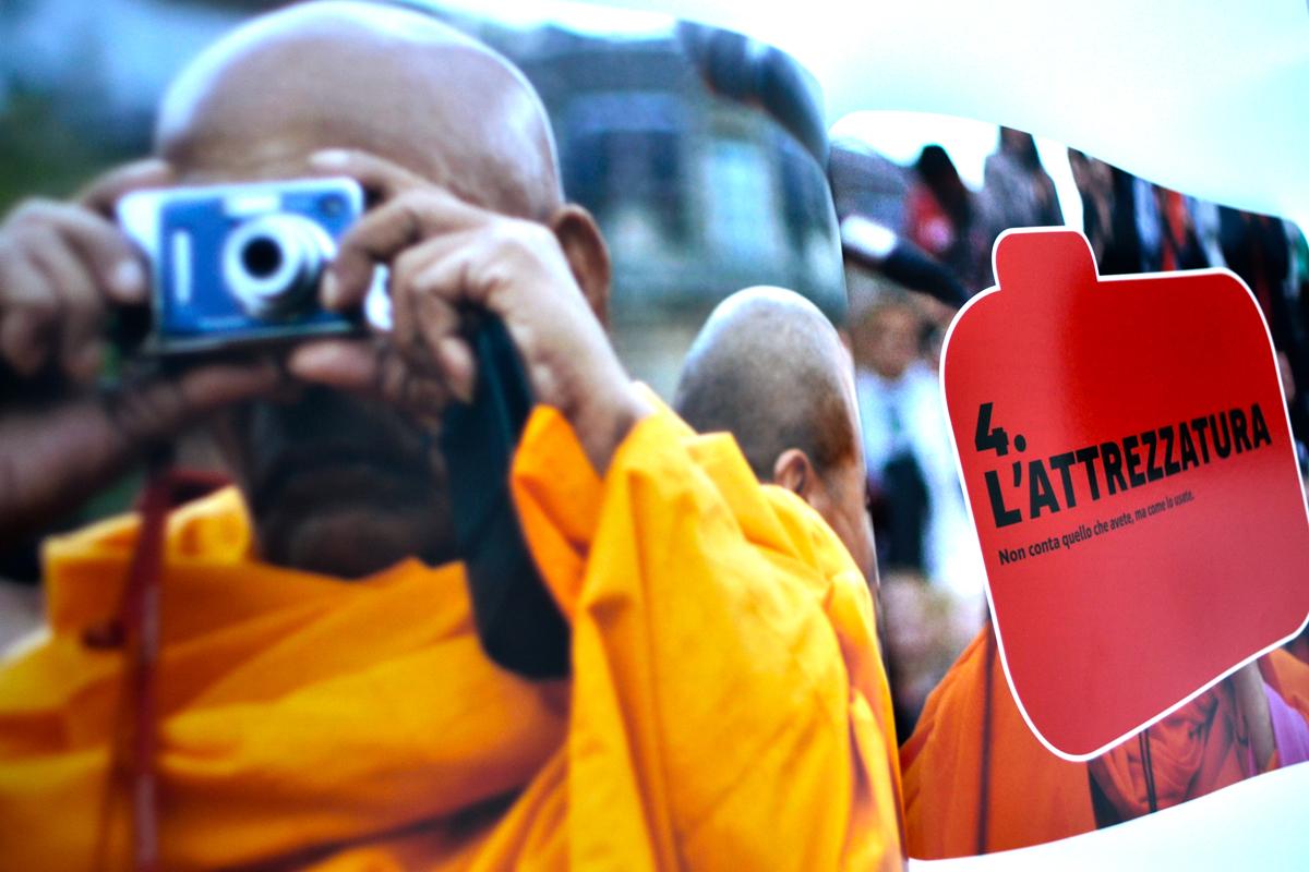 L'attimo della street photography