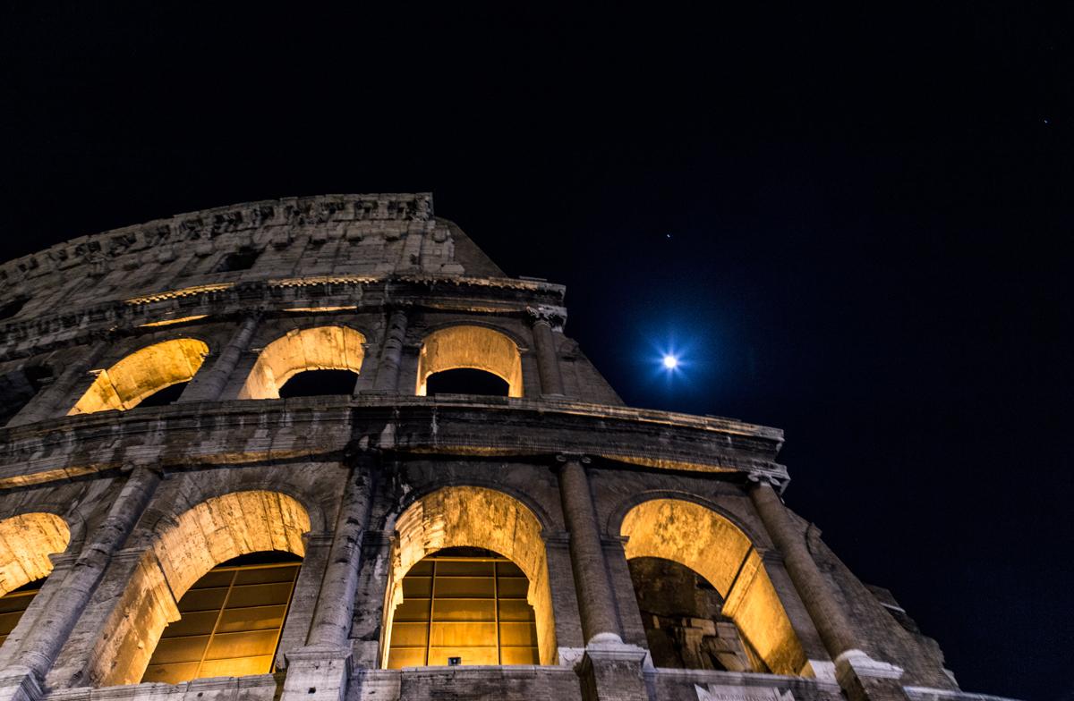 Buon compleanno Roma. 2768 anni!