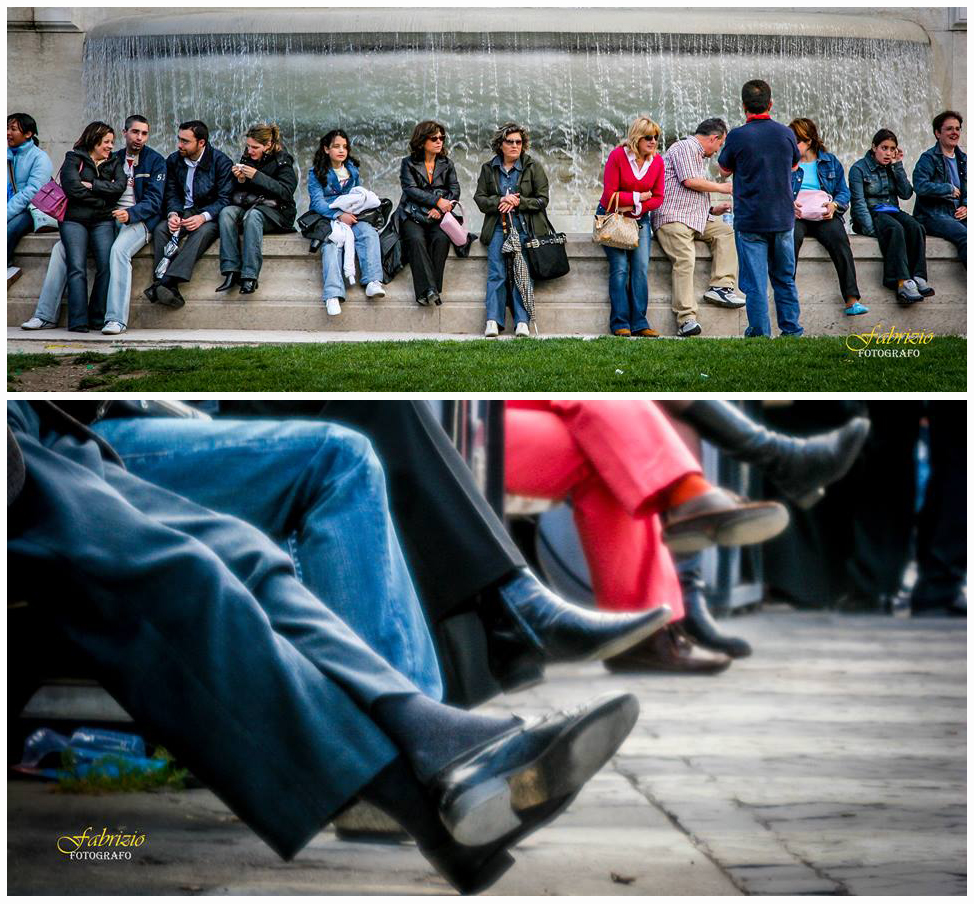 nuova street photo da roma