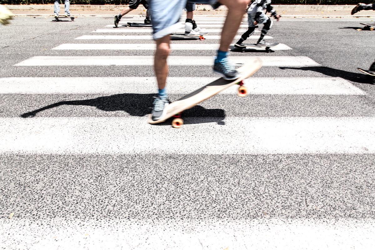 Green Skate day Roma 2015