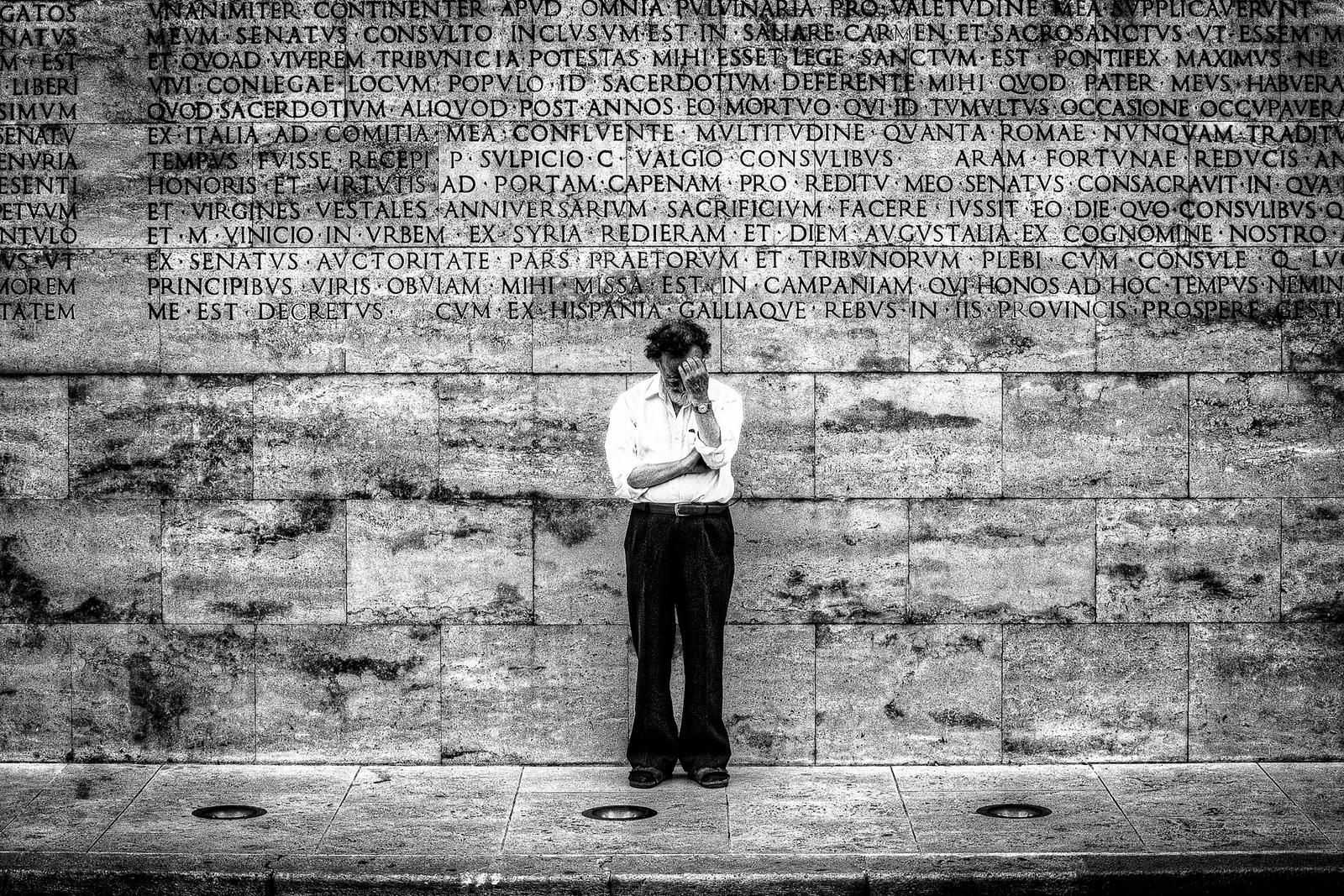 fotografia street photography a roma