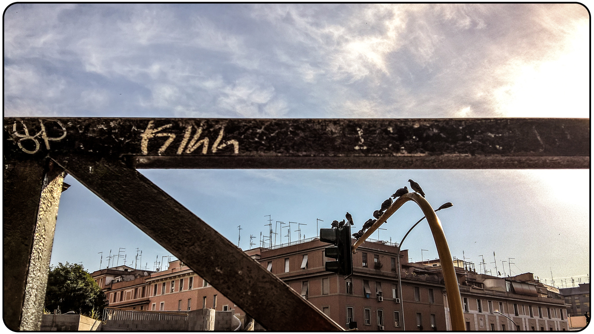 foto roma trastevere stazione