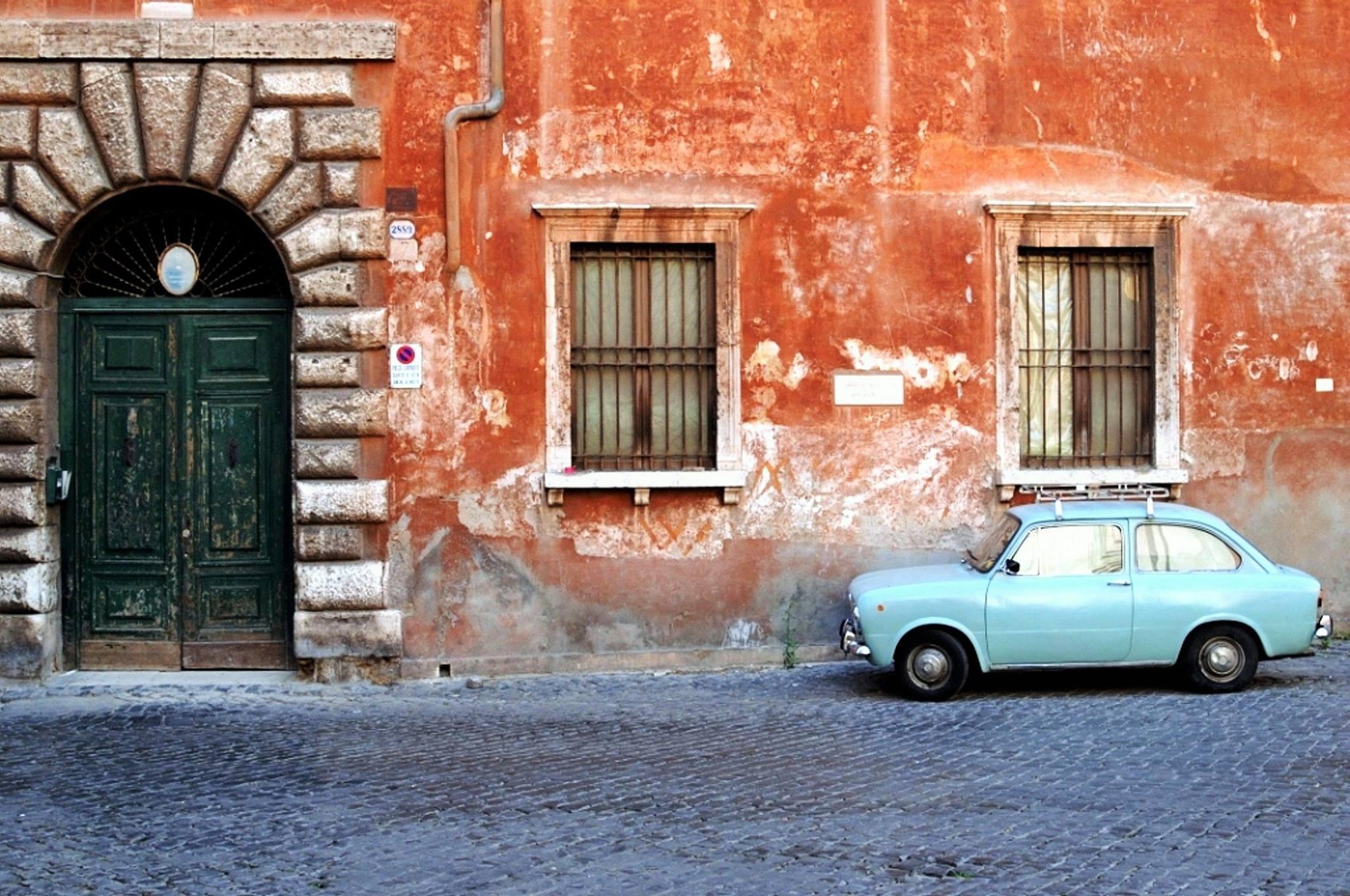""""""" 850 """" - Trastevere © Rossella Santoro - fotografia di trastevere"""