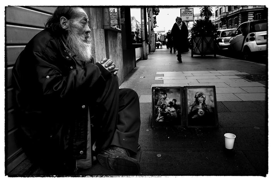Roma Street Photography - © Alessandro Schiariti