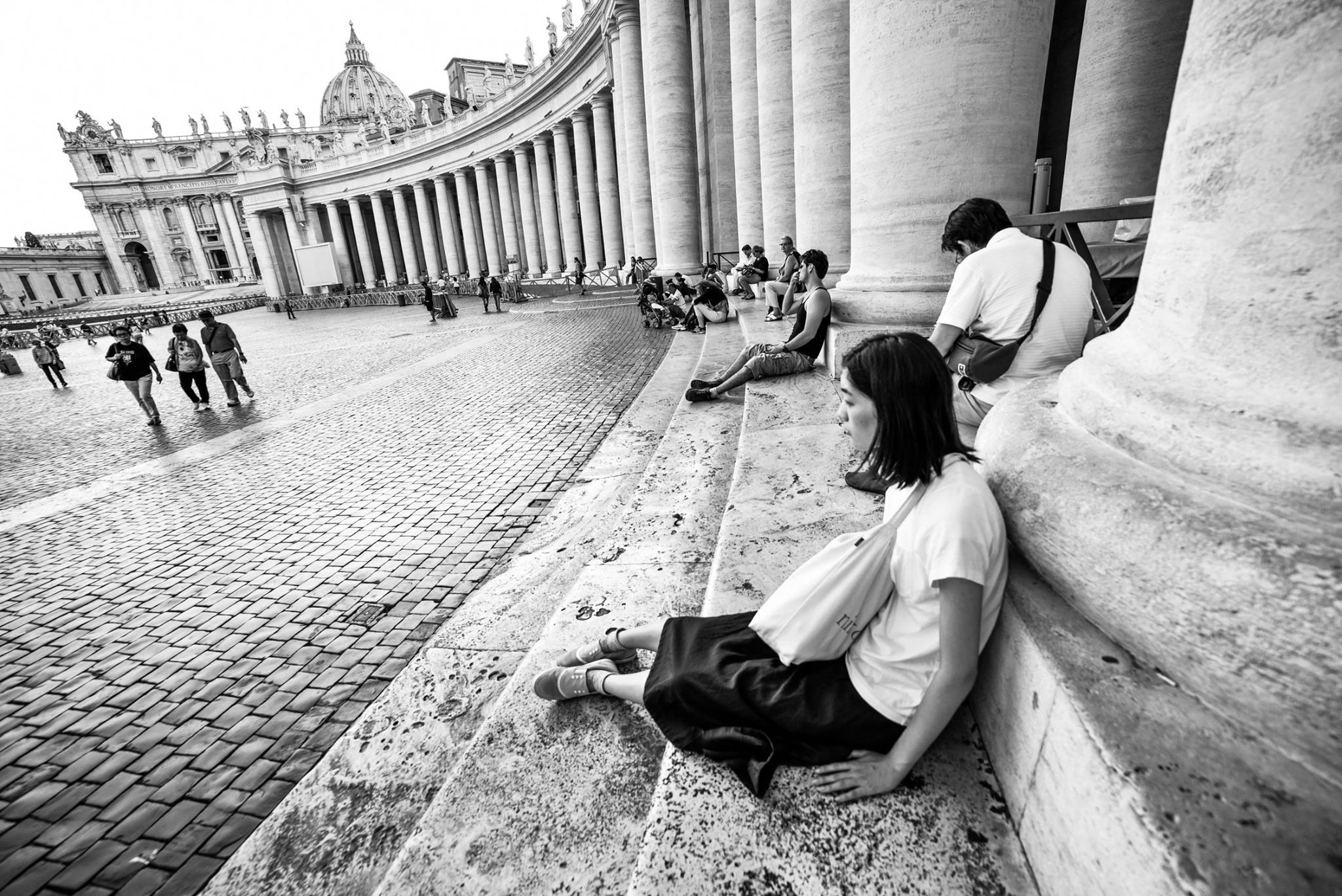 Roma Street Photography – © Francesco Torrice