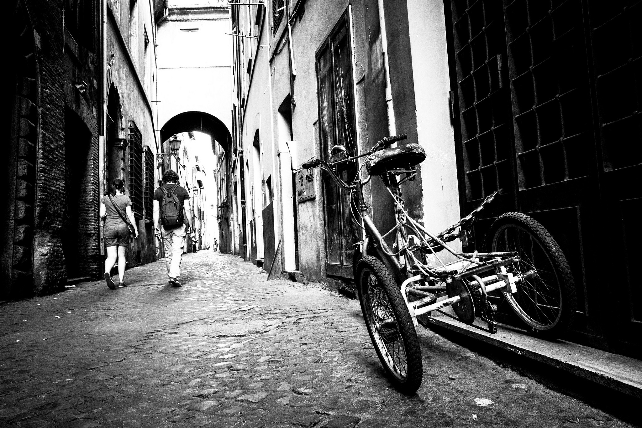 Old Game - © MAURIZIO SCACCHI