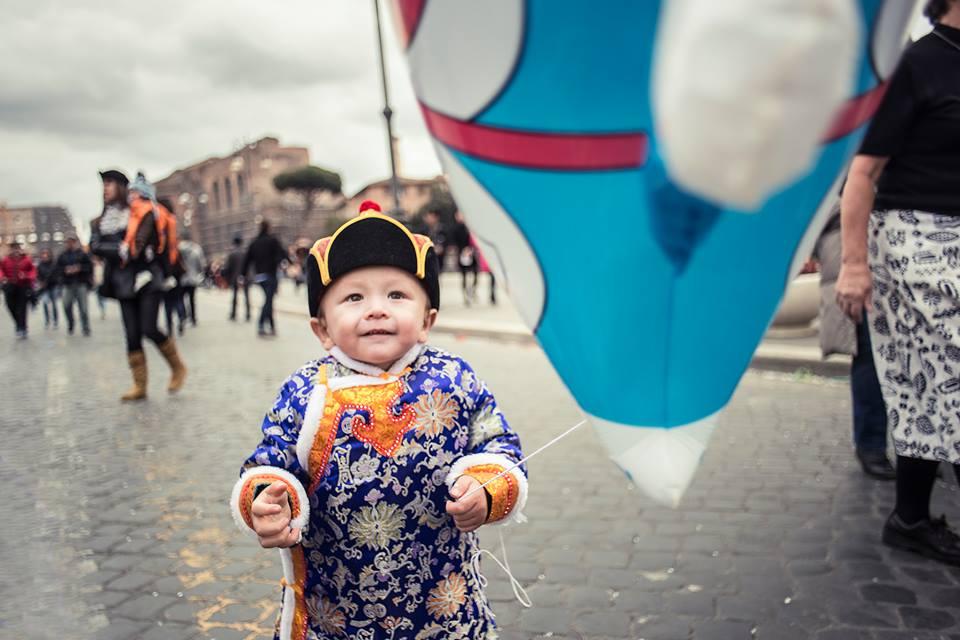 """""""Piccolo Carnevale"""" - © Massimiliano Vecchi """"Piccolo Carnevale"""" - © Massimiliano Vecchi"""
