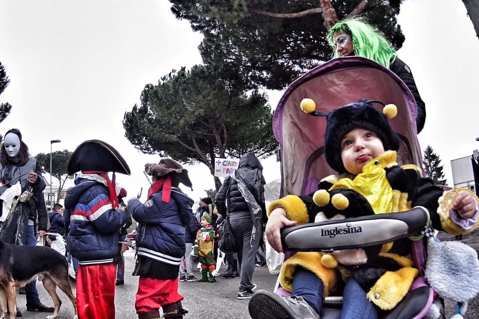 Carnevale di Pietralata - © Maurizio Scacchi
