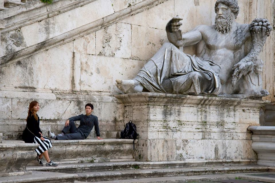 Roma Street Photography - Pic by Giacomo Podda