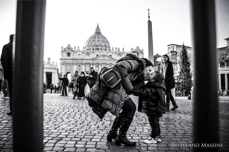 Fede e Amore eterno, a Roma! - Pic by Stefano Massini
