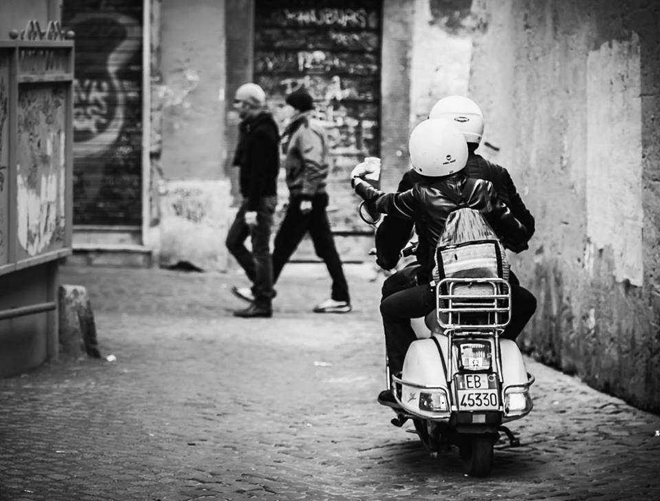 Roma Street Photography - Pic by Giacomo Federici