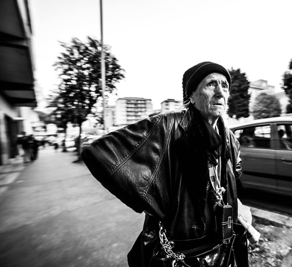 Roma in Bianco & Nero - Roma Street Photography - Pic by Francesco Torrice
