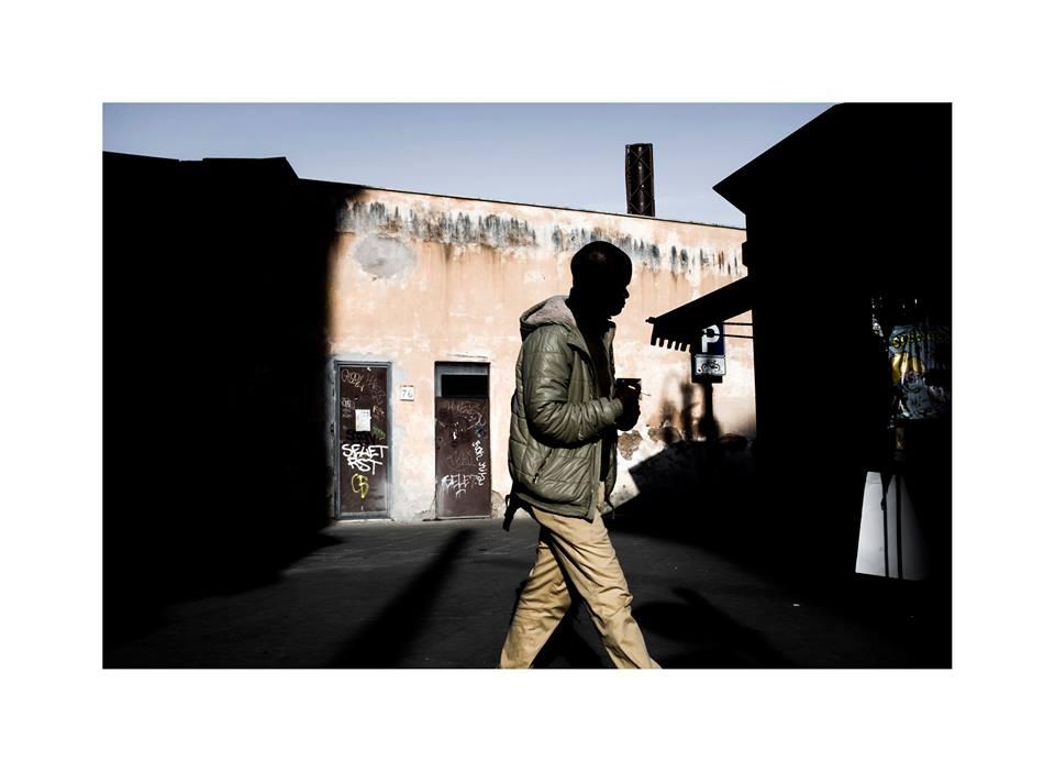 Ombre e luci nella street photography - Roma Street Photography - Pic by Alessandro Schiariti