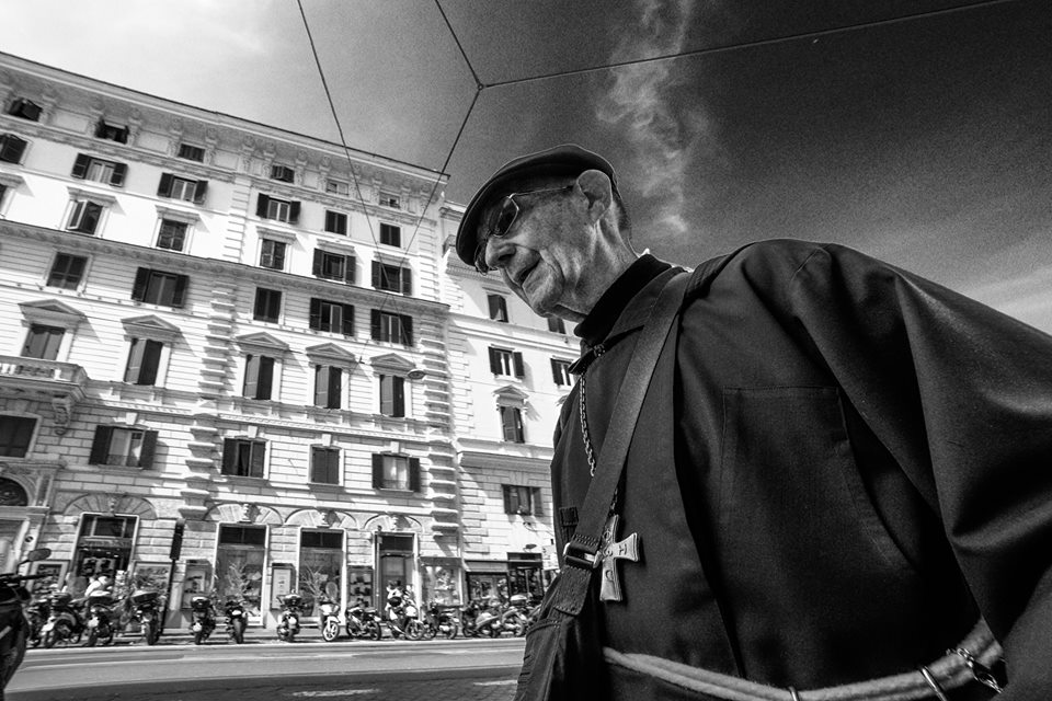 Roma Street Photography - Pic by Francesco Torrice