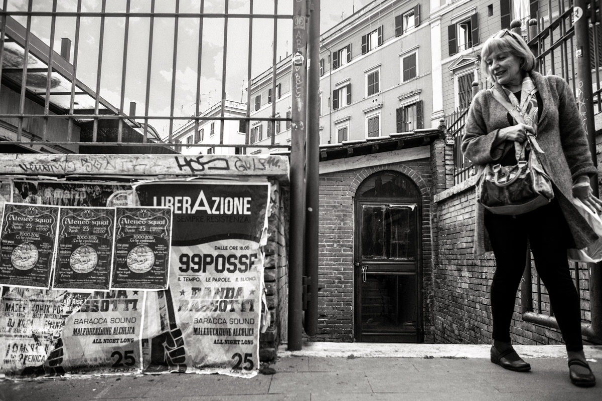 San Lorenzo - Liberazione, 99 Pos(s)e