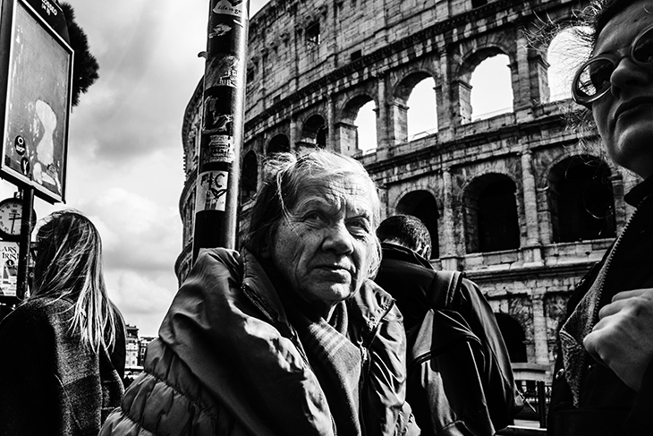 Pic by © Valerio Scassillo - Roma Street Photography