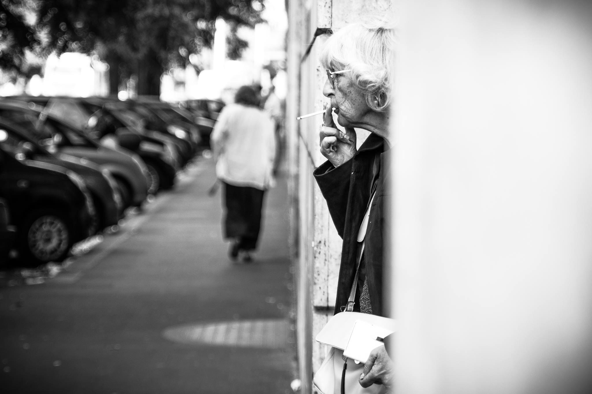 Roma Street Photography - Profili di strada - Pic by © Francesco Torrice