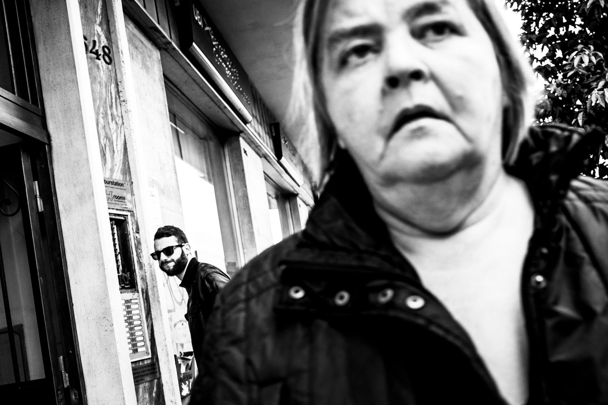 So Close - © Maurizio Scacchi - Roma Street Photography