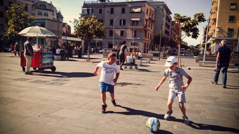Diario di bordo - Piazza dei Mirti, Centocelle