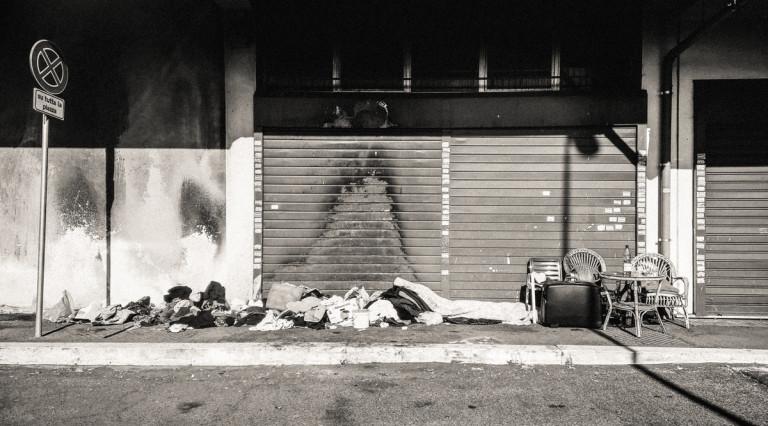 La mia dannata periferia - Diario di Bordo - Roma Street Photography