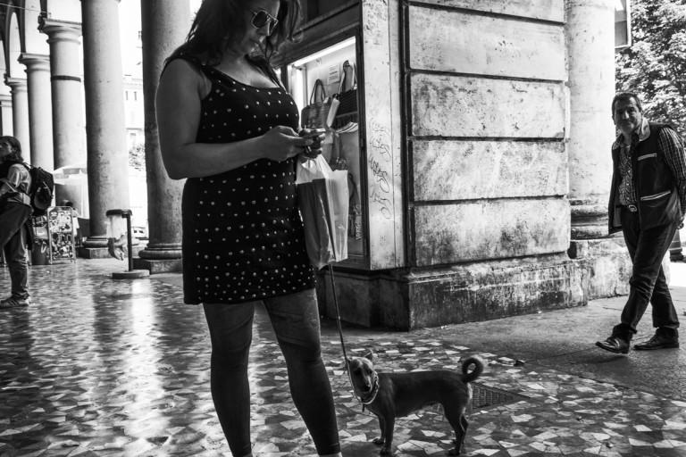 Chiamami, adesso - © Sabrina Rebuscini