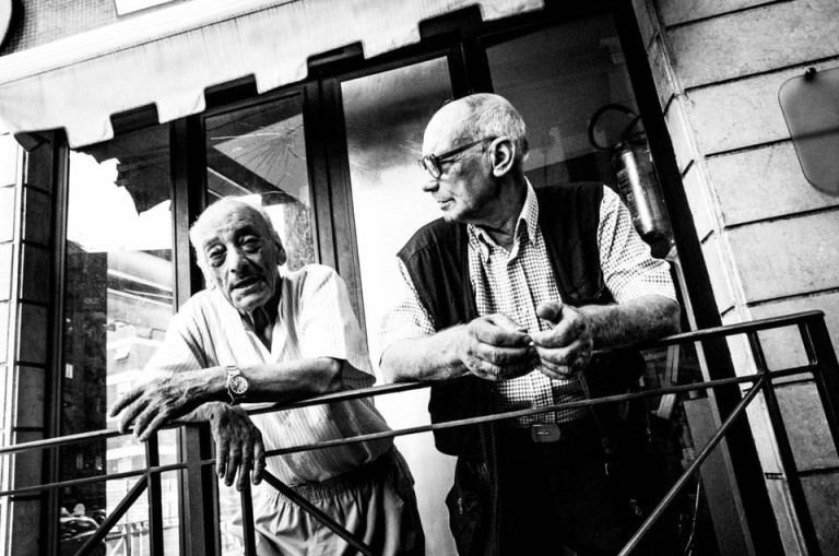 Memories - © Maurizio Scacchi - Roma Street Photography