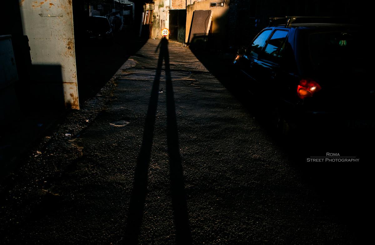 San Lorenzo, Via dei Volsci - Roma Street Photography