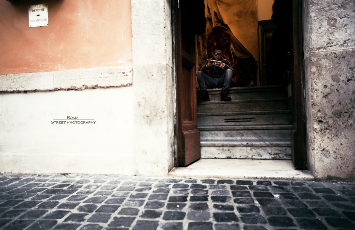 Lo spettacolo della Street Photography - DIario di Bordo - Roma Street Photography