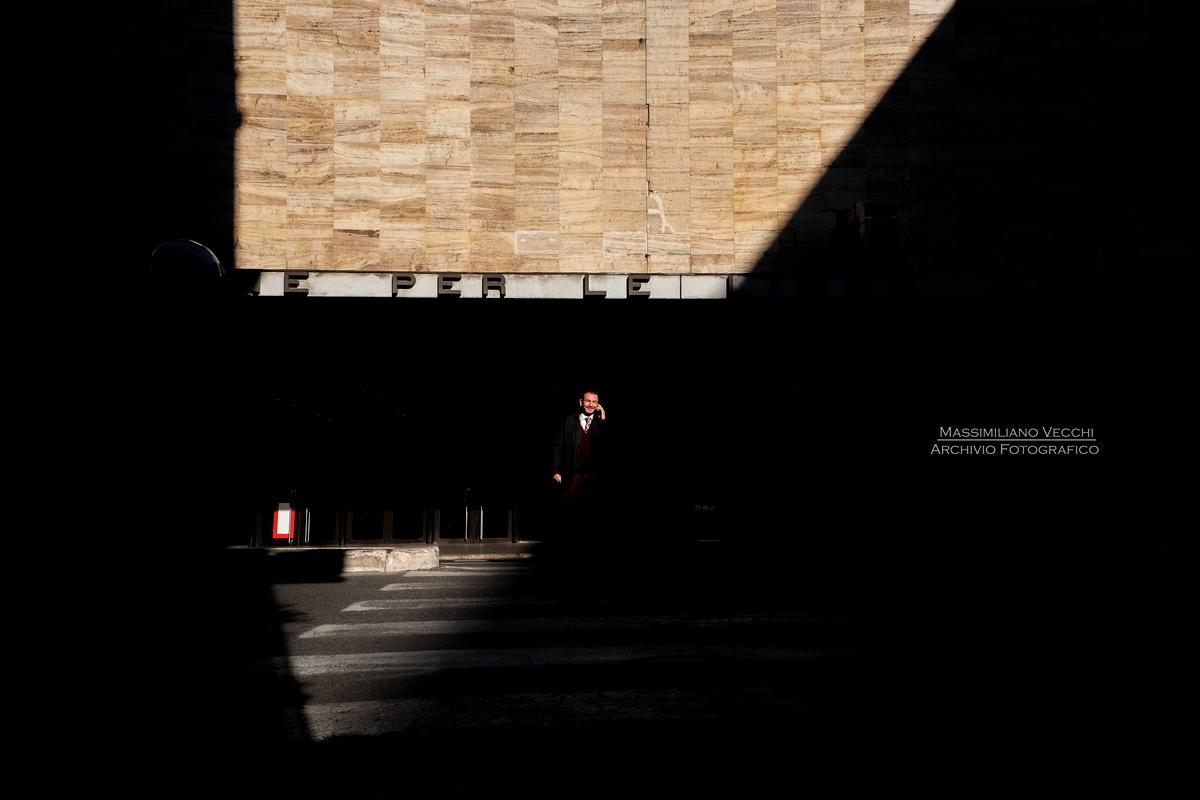Per le linee - Pic by Massimiliano Vecchi - Roma Street Photography